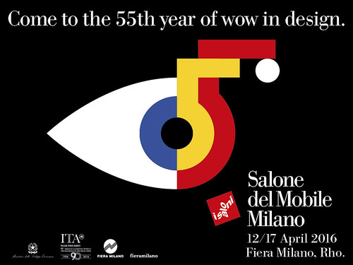 The 55th Salone del Mobile.Milano