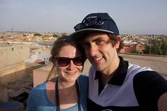 DSC02090 (DG Jones) Tags: africa portrait selfportrait me museum lucy rooftops northafrica photographic morocco marrakech setpublic maisondelaphotographie dgjphotography