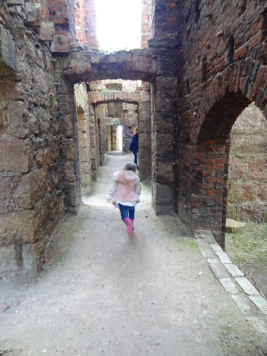 At Slains Castle
