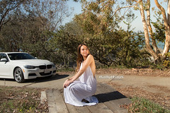 Stephanie BMW 328i M-Package (RallyWays) Tags: bmw summerdress cargirls bimmer whitedress cargirl 328i slipdress mpackage daydress ladydriven bmw328i whitebmw rallyways bmwgirls dannycruzcreations rallywayscollective stephaniedanglard
