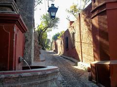 San Miguel de Allende, Mexico (Shane Adams Photography) Tags: street fountain mexico historic cobblestone sanmigueldeallende guanajuato ilobsterit