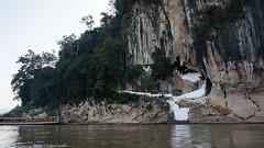 059. Laos. La grotte de Pak Ou, lieu de plerinage (beatrice.boutetdemvl) Tags: buddhism ou sacred cave laos pilgrimage sacr grotte pak bouddhisme plerinage