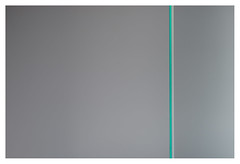 The colour of glass (leo.roos) Tags: abstract lens bathroom prime cyan fl challenge a7 badkamer day111 focallength primes lenzen dyxum glaswand temperedglass darosa brandpuntsafstand toughenedglass inloopdouche leoroos dayprime gehardglas glazendouchewand dayprime2016 walkinglassshowerscreen rossprojectionlens4375inch