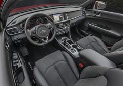 KIA Optima SX Turbo