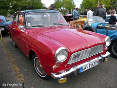 Ford Taunus (fangio678) Tags: classic cars ford collection 09 coche oldtimer 06 taunus ancienne youngtimer 2015 voituresanciennes allemande retrorencard