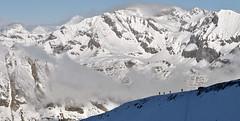 Figures (Alpine Light & Structure) Tags: italien italy snow alps alpes italia alpen skitour granparadiso