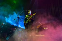 Marc Dorian, Lisandro Montes y Belly Hernndez (pelayodelvillar) Tags: luz lights concert smoke indie dorian ccemx