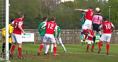 Uxbridge v Aylesbury United 2016 (Mike Snell Photography) Tags: sport football goal soccer aylesbury nonleague nonleaguefootball theducks aylesburyunited aylesburyunitedfc uxbridgefc zakioualah