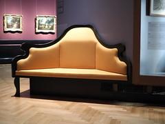 Wien _KHM_06 (Kurrat) Tags: vienna wien museum indoor khm kunsthistorischesmuseum sitzbank eckbank wienapril2016