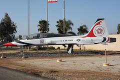 60-0593 T-38 Talon USAF (JaffaPix .... +2.5 million views, thanks!) Tags: museum airplane riverside aircraft aviation aeroplane talon usaf museam t38 riv kriv marcharb marchafbmuseum 600593 jaffapix davejefferys jaffapixcom
