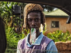 The I Scream Man (Willem Heerbaart) Tags: nigeria edo benincity