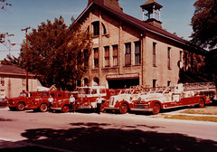 Fire Engines, Old Fire House