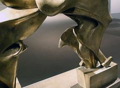 Boccioni, Unique Forms of Continuity in Space, 1913