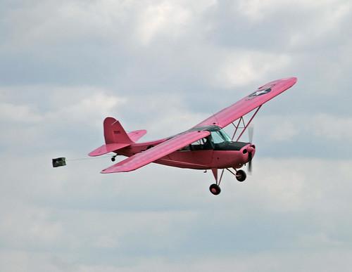 Aeronca 7D Champion (N3923A) (47-1214) Cinderblock Tow Plane