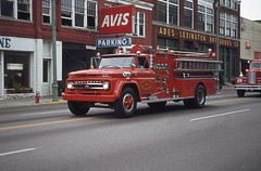 Lexington, KY (columind99) Tags: county chevrolet fire midwest lexington kentucky engine department fayette boyer