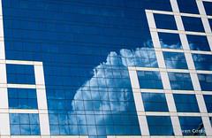 Exile on Main St. (Ivan Costa) Tags: brazil cloud building espelho brasil clouds facade mirror sp nuvens paulo sao fachada predio
