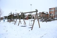 Çayırova'dan Kar Manzaraları 7
