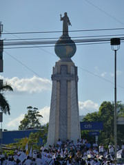 San Salvador, El Salvador, January 2016