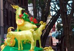 Shio Kambing (Itonk Ibakara) Tags: goat kambing shio