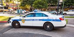 HPD Ford Taurus Police Interceptor (Rami Khanna-Prade) Tags: usa ford hawaii cops oahu unitedstatesofamerica 911 police honolulu taurus interceptor hpd fordtauruspoliceinterceptor