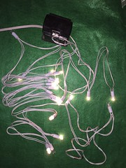 GE experimental Christmas Light Set (JeffCarter629) Tags: ge aluminumchristmastree generalelectricchristmas gechristmas gechristmaslights generalelectricchristmaslights