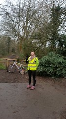 20160213_091706 (AnthonyLester229) Tags: cold wet grey woods running tonbridge parkrun event115 tailrunning 13february2016