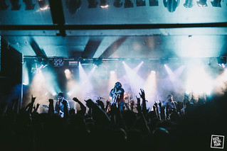 Skindred // Shot by Jennifer McCord