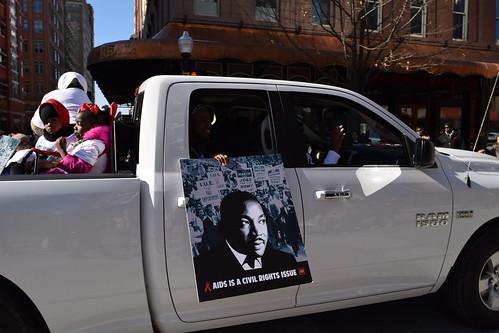 MLK Day Parade 2016 - Fort Worth, TX