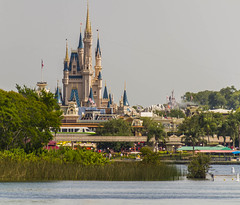 Almost There (fraucow) Tags: orlando disney disneyworld monorail wdw waltdisneyworld magickingdom cinderellacastle disneypictures disneypics disneyphotos disneyimages