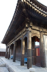 Restored grandeur Temple Hotel Beijing (Bruce in Beijing) Tags: history architecture woodwork beijing conservation restoration mingdynasty dongcheng templehotel shatanbeialley