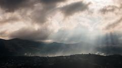 Seiano (Bigphil84) Tags: light italy nature clouds 35mm landscape nikon italia nuvole campania napoli naples costiera beautifull lightroom