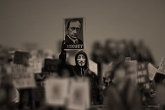 Protest (sam_sala95) Tags: usa photography moments mask protest obey disobey decisive