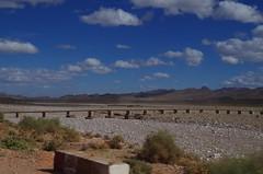 imgp5474 (Mr. Pi) Tags: bridge river desert morocco waterworks irrigation