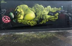 Brick Lane - Graffiti 02 (jerry_lake) Tags: london graffiti streetphotography londoncity graffitiart lightroom61 23rdjan2016