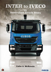 Inter to Iveco (adelaidefire) Tags: colin truck australian an story mckenzie iveco inter a