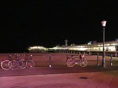 Pier (Dimormar!) Tags: beach strand pier nightshot scheveningen nachtopname