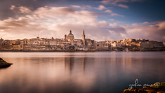 valletta long exposure 2016 1 (grahampace) Tags: longexposure sea sky holiday nikon malta valletta 2016 tigne d90 10stop nd10