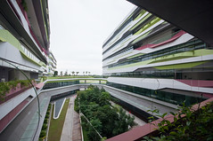 (relan's terraces) Tags: urban nature architecture campus singapore architects tropics simei unstudio benvanberkel sutd dparchitects