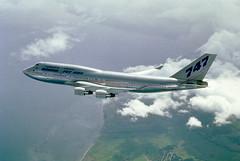 747-400 K57903 (Luiz Antonio Bassani) Tags: inflight 747 747400