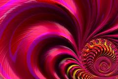 Happy Valentine's Day ! (Steve-h) Tags: pink ireland winter red dublin orange black art fall colors field yellow hearts gold design 3d spring colours dof purple heart circles patterns curves curvy valentine depthoffield fractals february depth arcs allrightsreserved stvalentine 2016 happystvalentinesday steveh