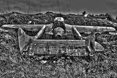 Vampire T11 XE979 (Vortex Photography - Duncan Monk) Tags: white abandoned monochrome graveyard de crash vampire farm aircraft aviation jet engine twin boom forgotten dh worcestershire rotten trainer warbird worcester rotted farmyard t11 blakc havilland xe979