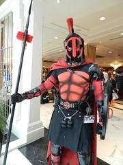 Deadpool Spartan (dcnerd) Tags: cosplay spartan katsucon deadpool cosplaycomiccon cosplaysexy cosplaydeadpool katsucon2016 cosplaydeadpoolsparta katsuconnationalharbor katsuconwashingtondc cosplaykatsucon
