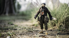 KDA With The Wolverine's Jacket (ToyOgraphy) Tags: king with 3a jacket tk wolverines tomorrows the kda threea