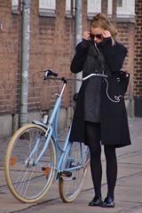 Getting ready for a cool ride (osto) Tags: bike bicycle denmark europa europe sony bicicleta zealand bici scandinavia danmark velo vlo slt rower cykel a77 sjlland osto alpha77 osto fietssykkel february2016