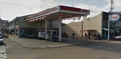 ESSO Servicentro - Estacin de servicio (EDL-Funes) Tags: uruguay gasstation esso exxon petrolstation gasolinera fillingstation exxonmobil estacindeservicio tacuaremb