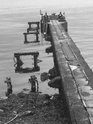 Pier. Port Glasgow