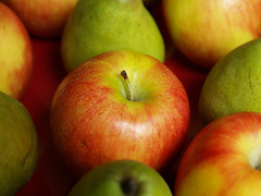 Ripe (Grazerin/Dorli B.) Tags: red green fruit elements pear ripe