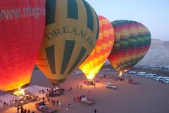 Hot Air Balloon Ride - Luxor (erik_madsen1) Tags: africa vacation hot history alaska ancient ride air balloon egypt egyptian hotairballoon luxor