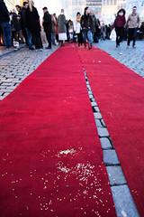 A disturbance in the Force (kceuppens) Tags: city wedding red carpet hall nikon force rice belgium belgie outdoor event antwerp nikkor rood rijst antwerpen stad stadhuis grotemarkt buiten redcarpet huwelijk disturbance rodeloper disturbanceintheforce 24120 d810 nikond810 nikkor24120f4vr 450jaarstadhuis