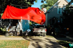 Chicago (Vernon L. S.) Tags: street chicago halloween fuji labs fujifilm mastin x100s